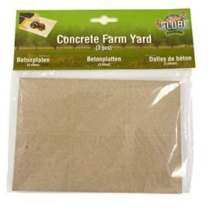 Concrete Farm Yard