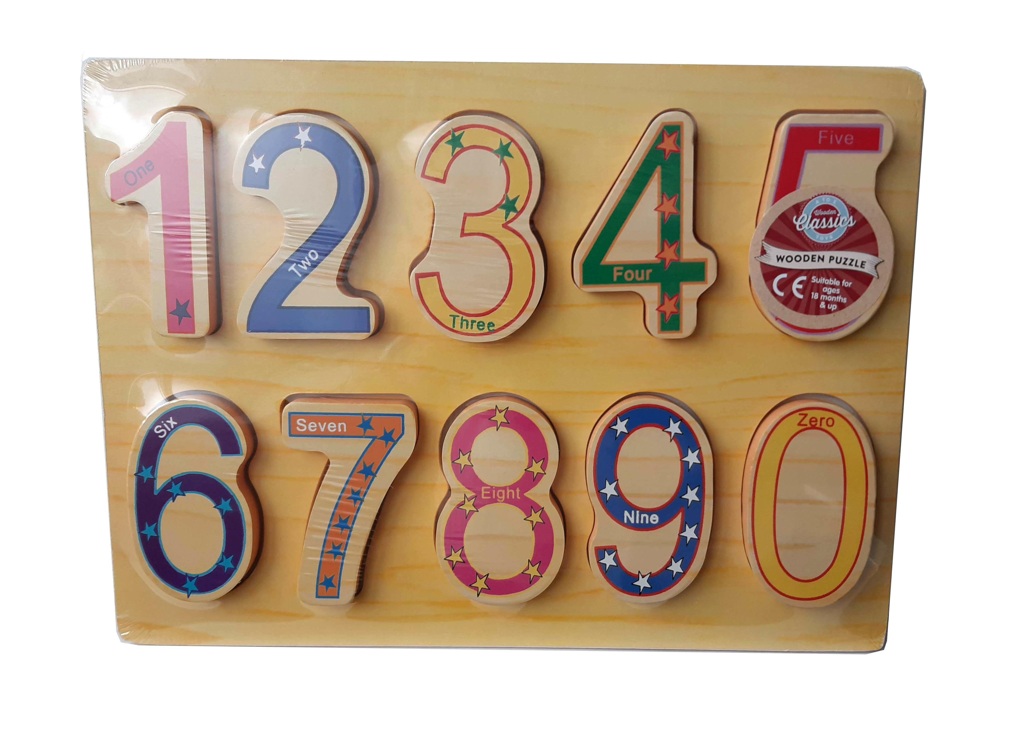 Number Puzzle 65910