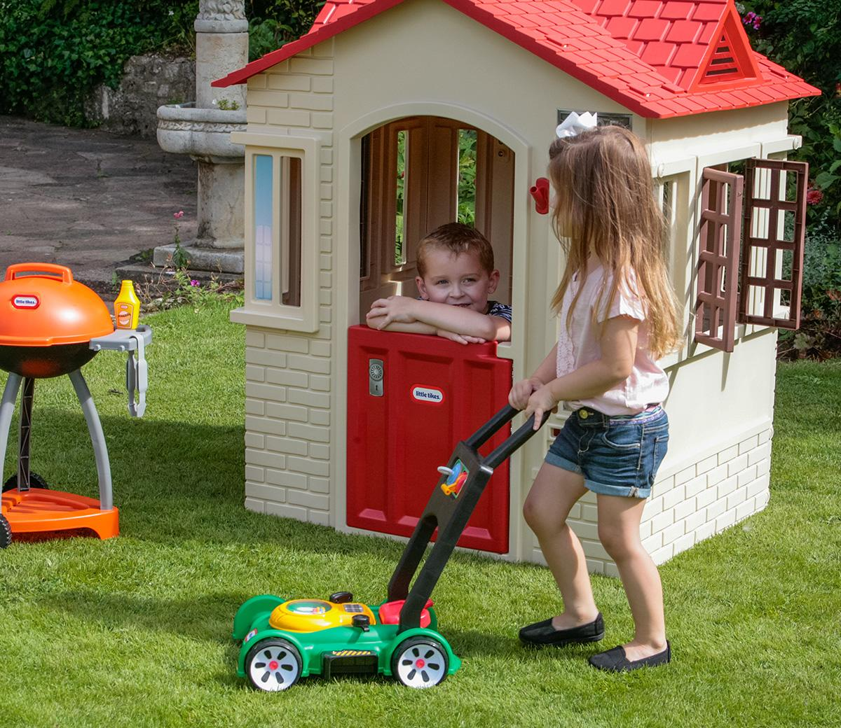 Little Tikes Cape Cottage Tan And Red Toymaster Ballina