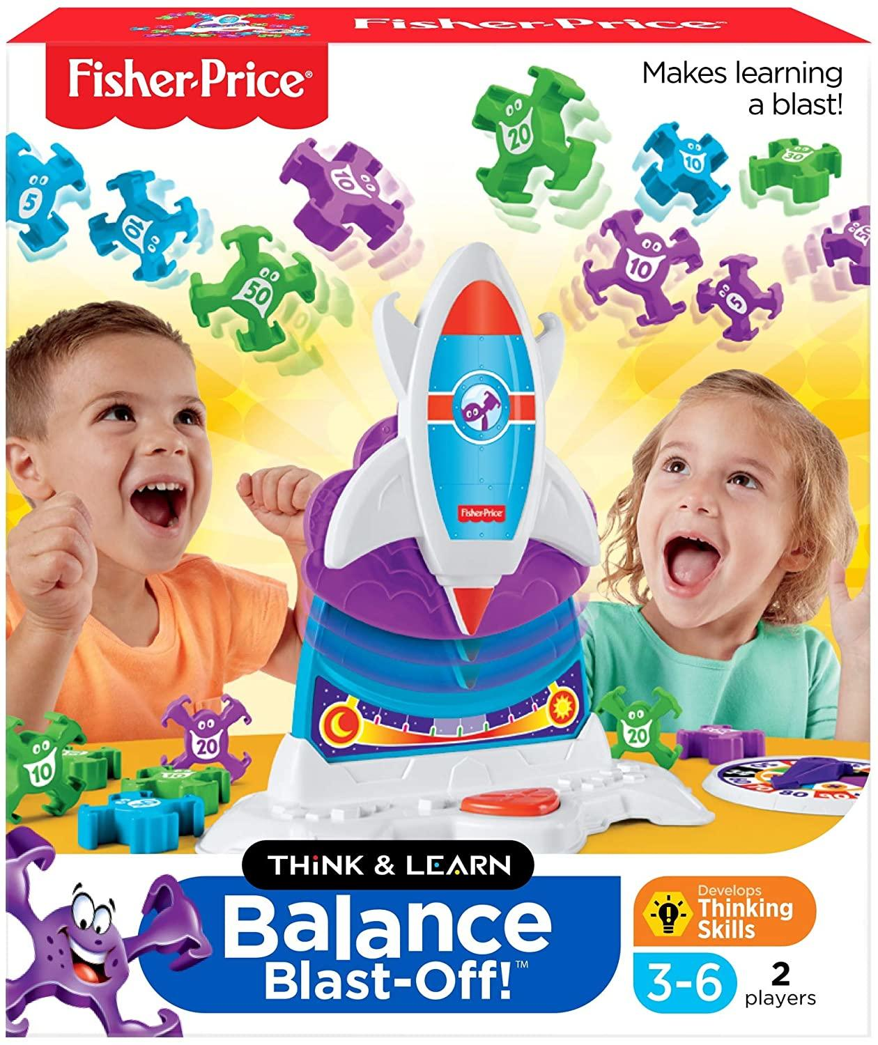 Fisher Price Think And Learn Balance Blast Off Toymaster Ballina