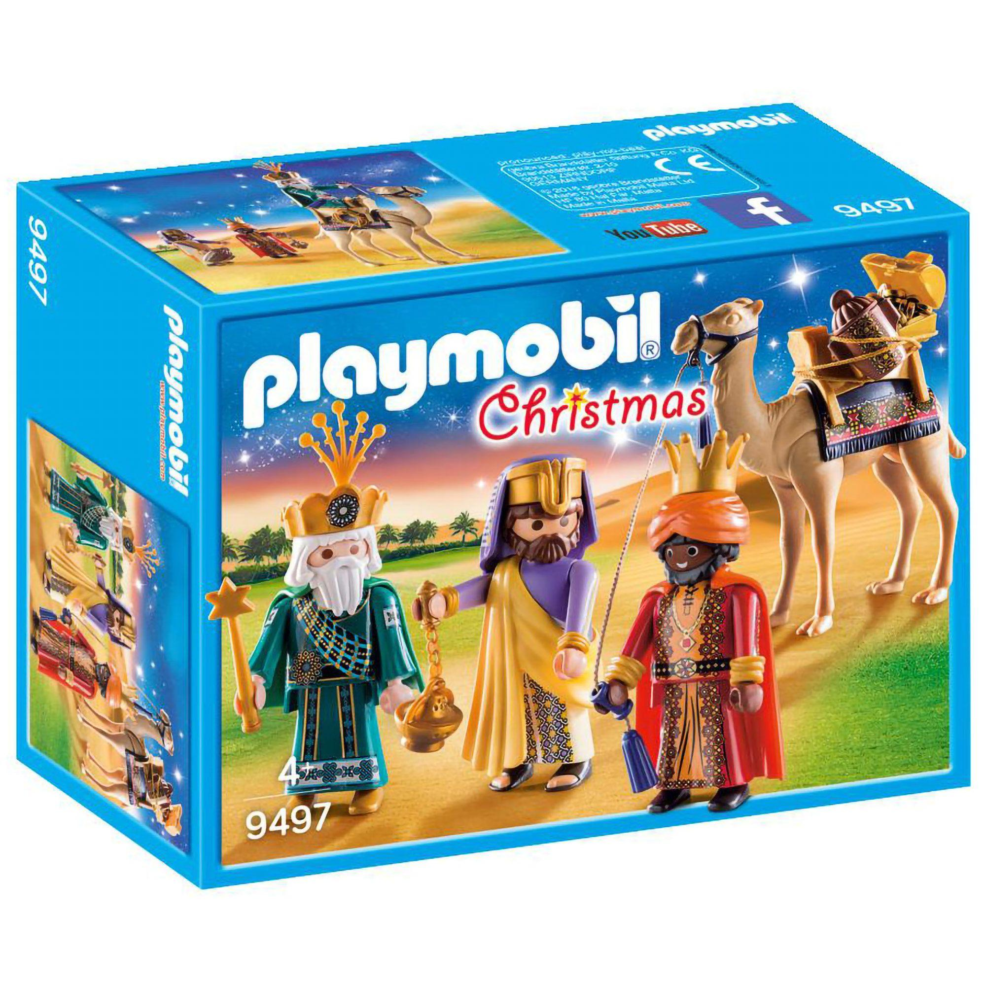 Playmobil 9497 Three Wise Kings Toymaster Ballina