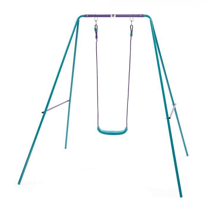 PLum Single Swing Set img 1