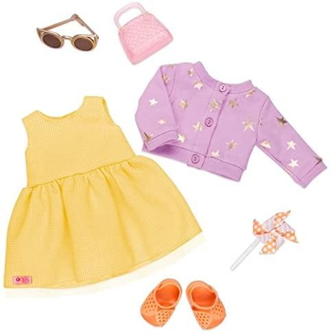 Our Generation Sunshine And Stars Deluxe Outfit Toymaster Ballina