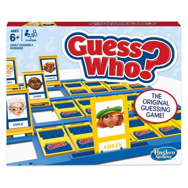 Hasbro Gaming Guess Who Toymaster Ballina