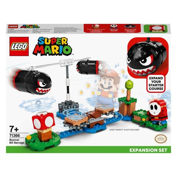 Lego 71366 Super Mario Boomer Bill Barrage Expansion Set Toymaster Ballina