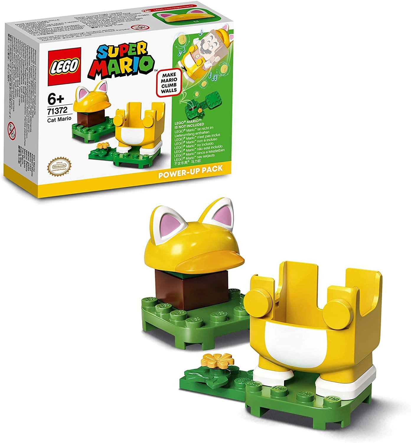 LEGO 71372 Super Mario Cat Power Up Pack Toymaster Ballina