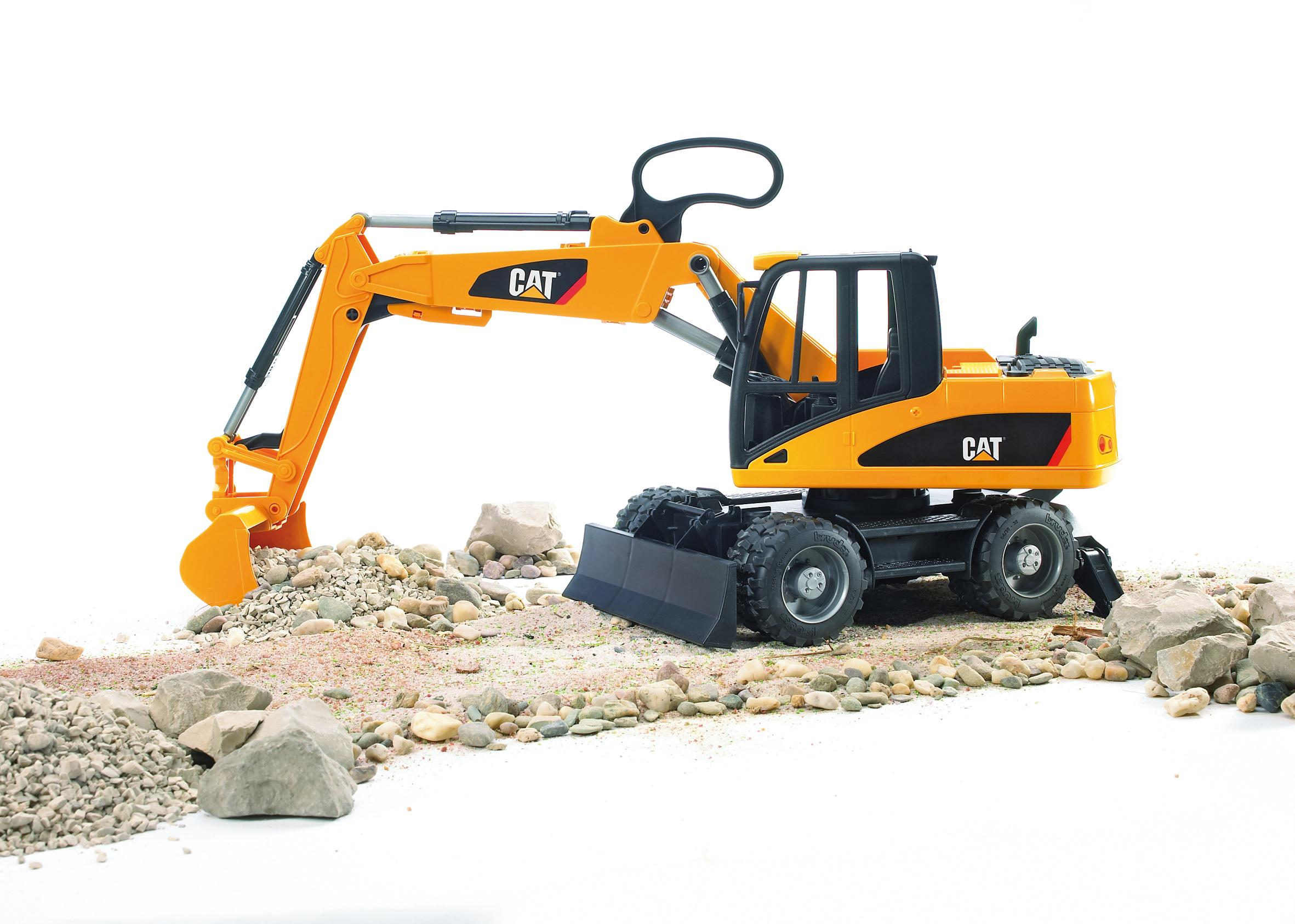 Bruder 02445 Cat Wheel Loader Toymaster Ballina