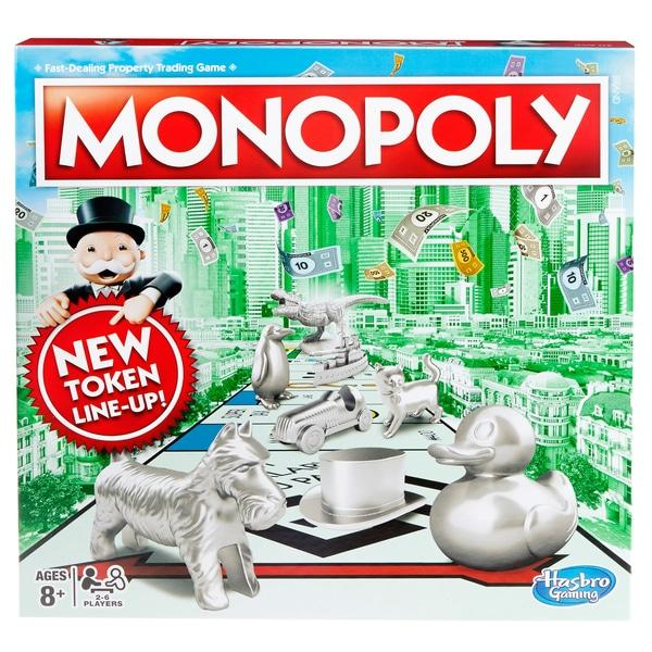 Monopoly Classic Irish Edition Game Toymaster Ballina