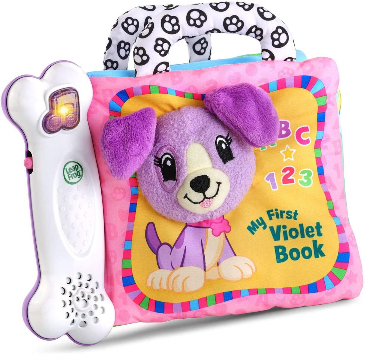 Leapfrog My First Violet Book Toymaster Ballina