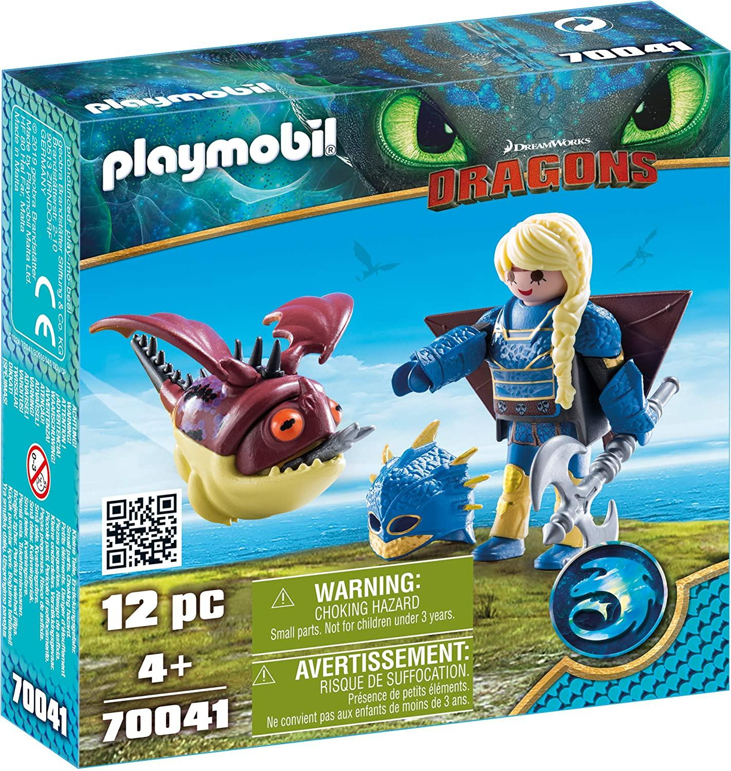 Playmobil 70041 Astrid With Flightsuit Toymaster Ballina