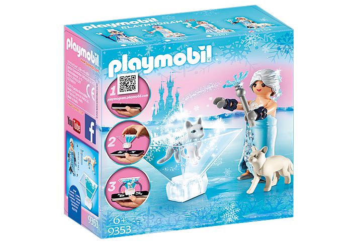 Playmobil 9353 Winter Blossom Princess Toymaster Ballina