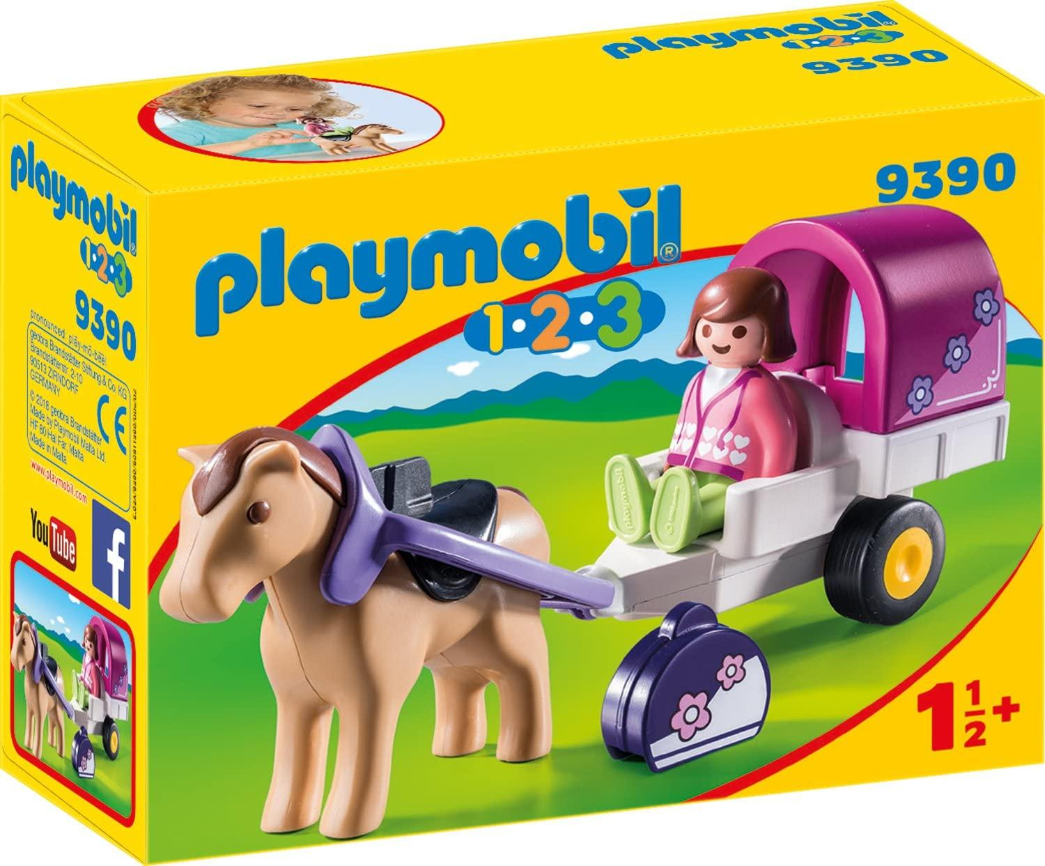 Playmobil 9390 Horse Drawn Carriage Toymaster Ballina
