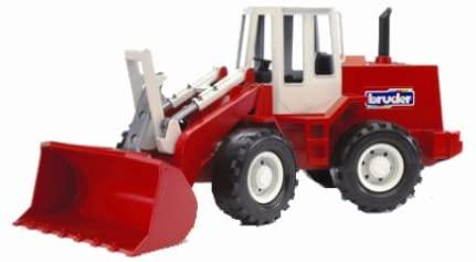 Bruder 01722 Articulated Wheel Loader Toymaster Ballina