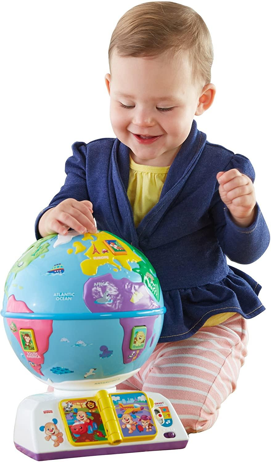 Fisher Price Laugh N Learn Globe Toymaster Ballina