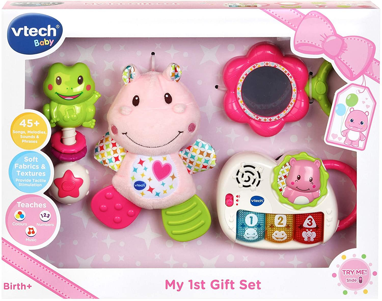 Vtech New Born Gift Set Girl Toymaster Ballina