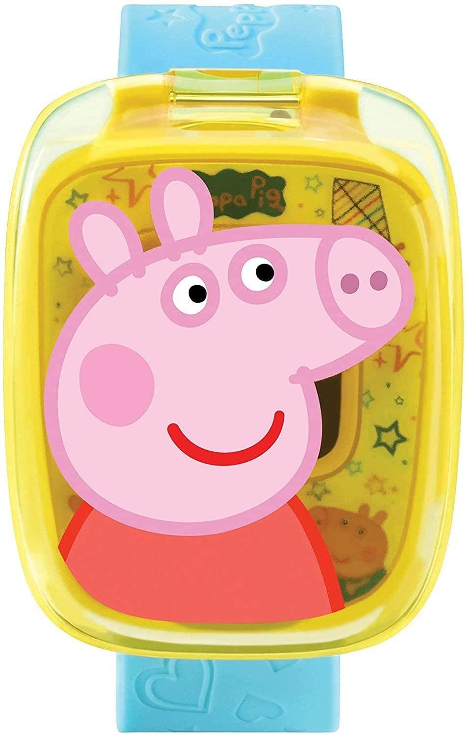Vtech Peppa Pig Learning Watch Toymaster Ballina