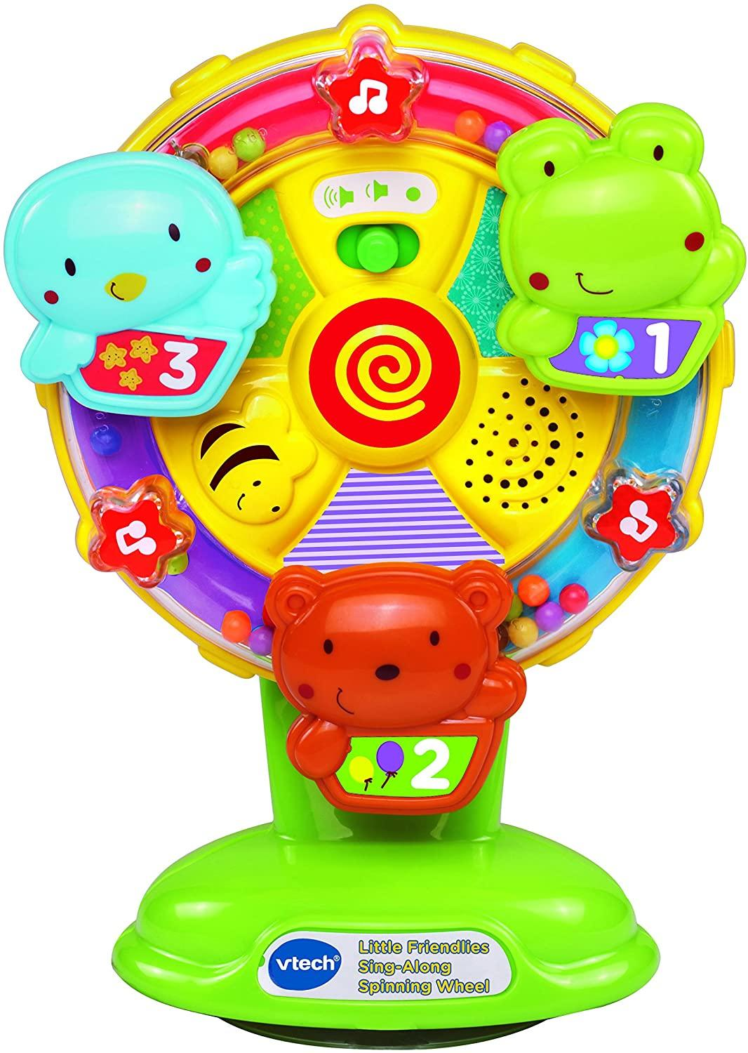 Vtech Little Friendlies Sing Along Wheel Toymaster Ballina