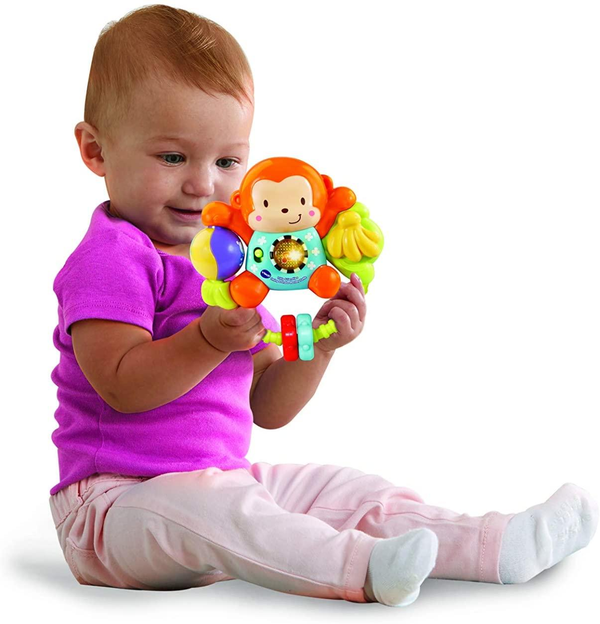 Vtech Little Friendlies Monkey Rattle Toymaster Ballina