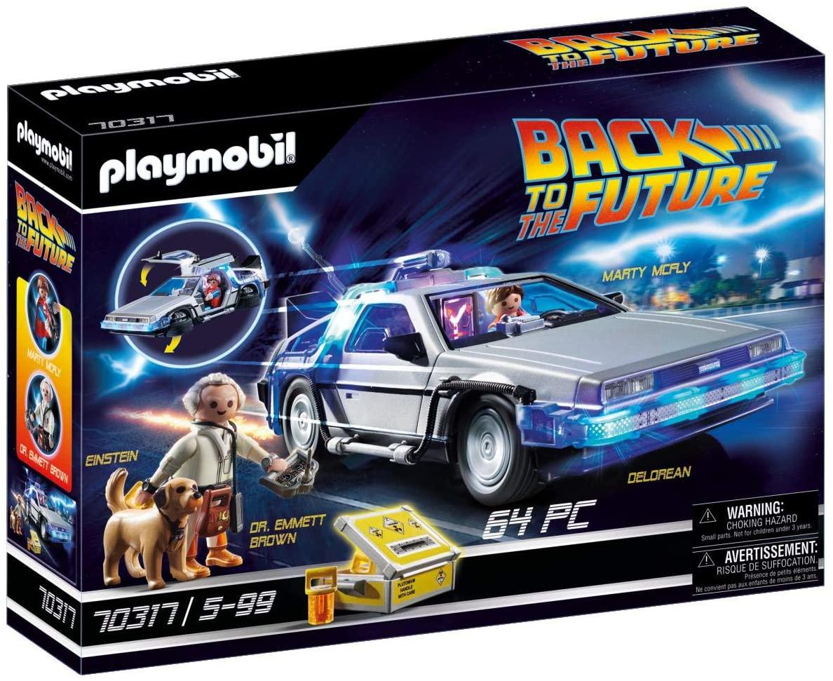 Playmobil 70317 Back To The Future Deloreon Toymaster Ballina