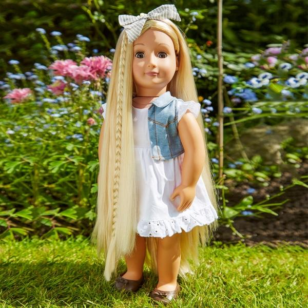 Our Generation Phoebe Hair Play Doll Toymaster Ballina