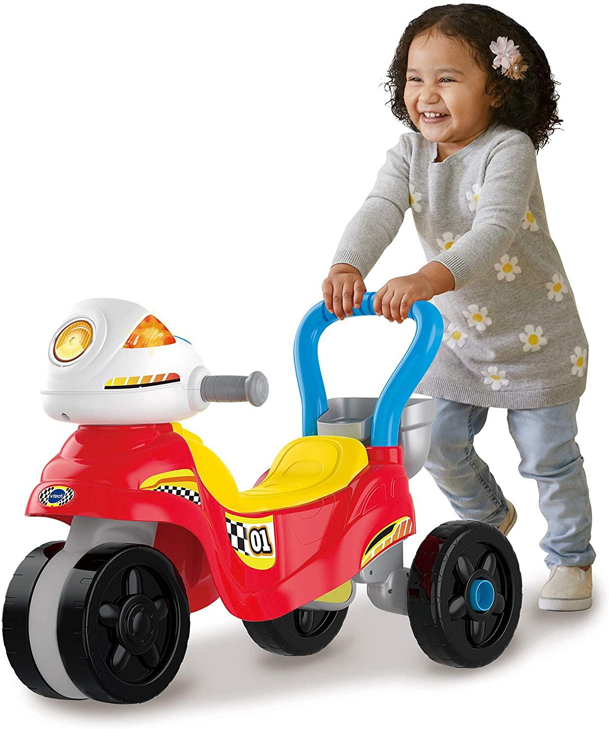 Vtech 3 in 1 Ride With Me Motorbike Toymaster Ballina