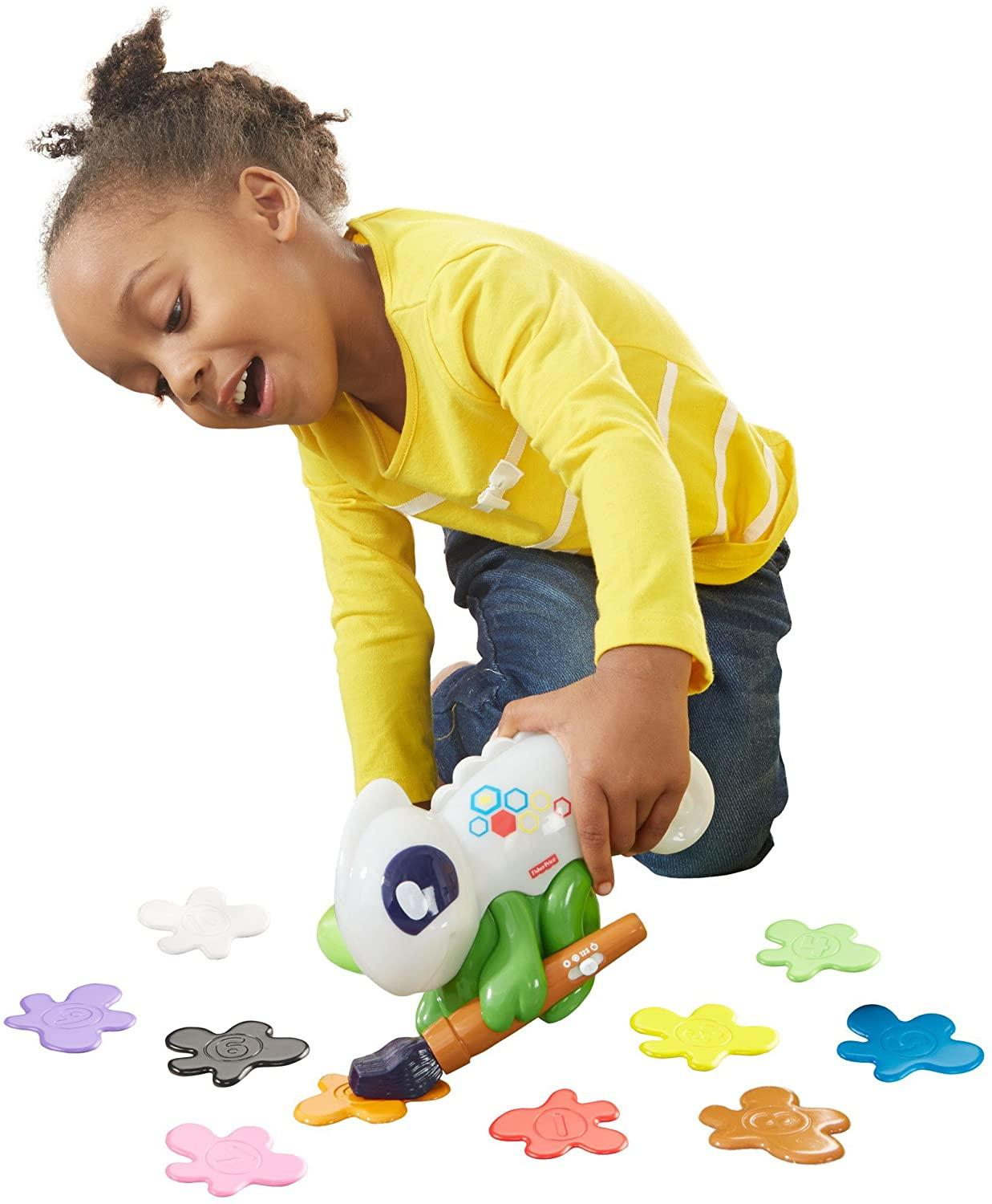Fisher Price Think And Learn Smart Scan Color Chameleon Toymaster Ballina