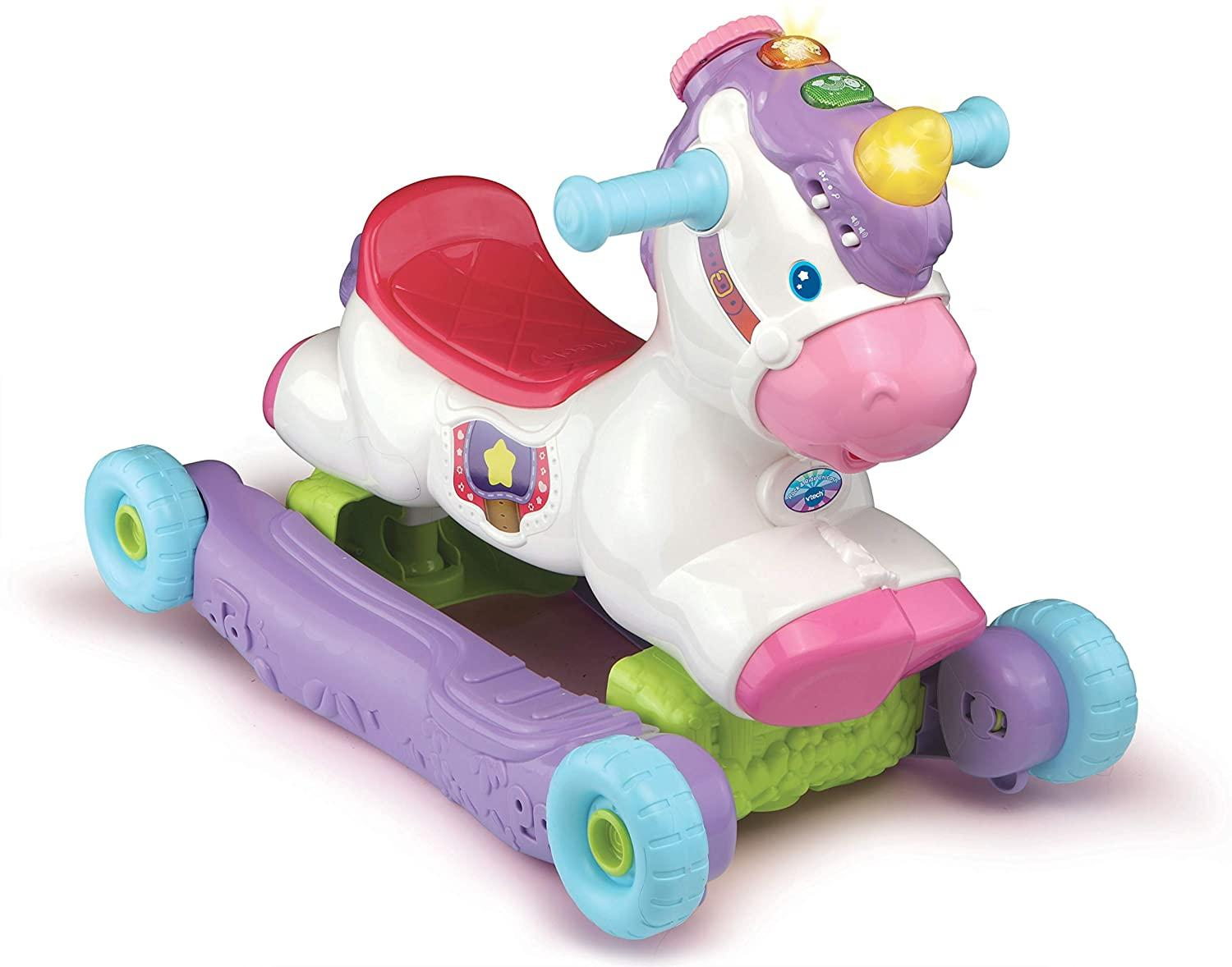 VTech Rock And Ride Unicorn Toymaster Ballina