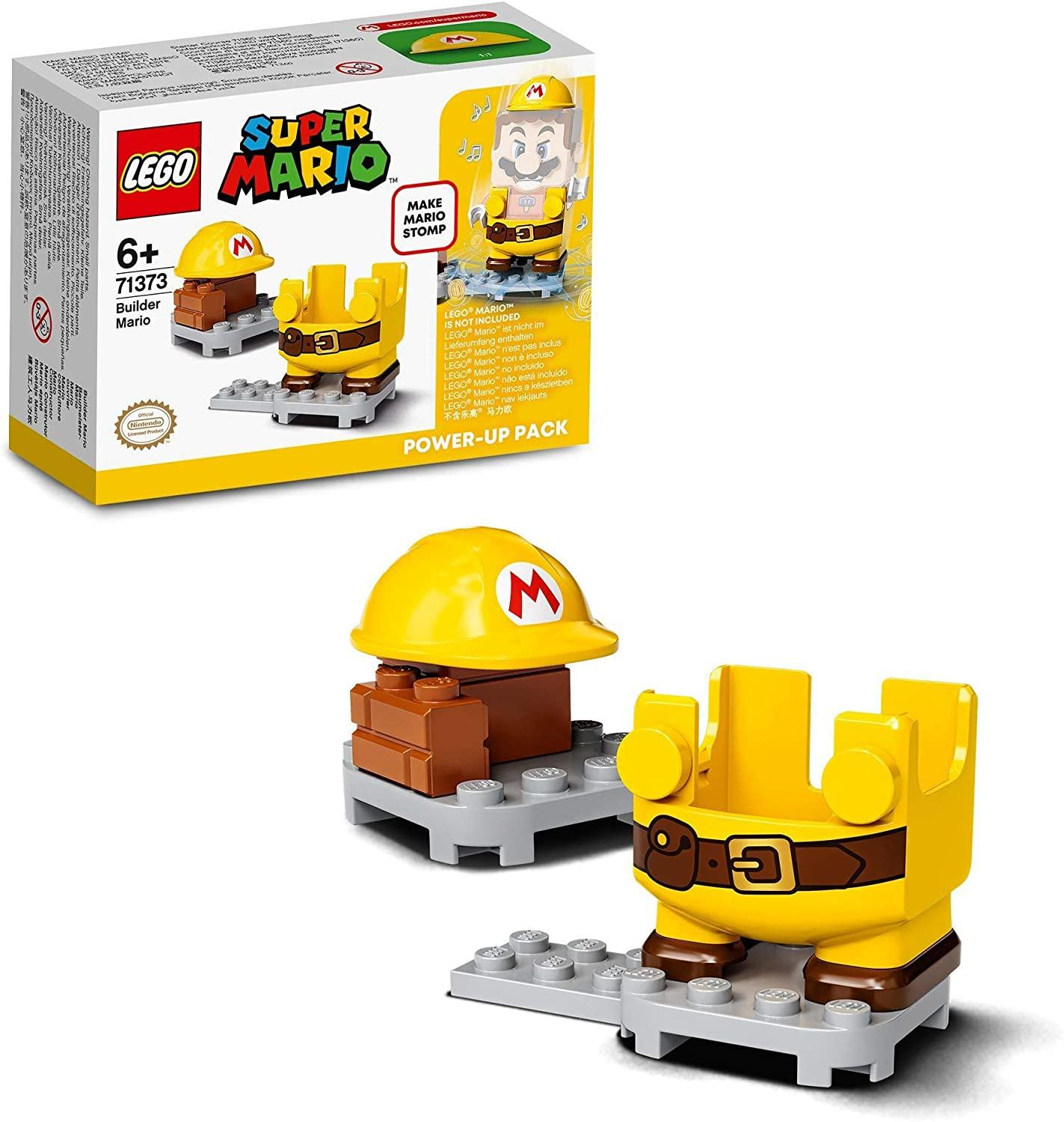 LEGO 71373 Super Mario Builder Power Up Pack Toymaster Ballina