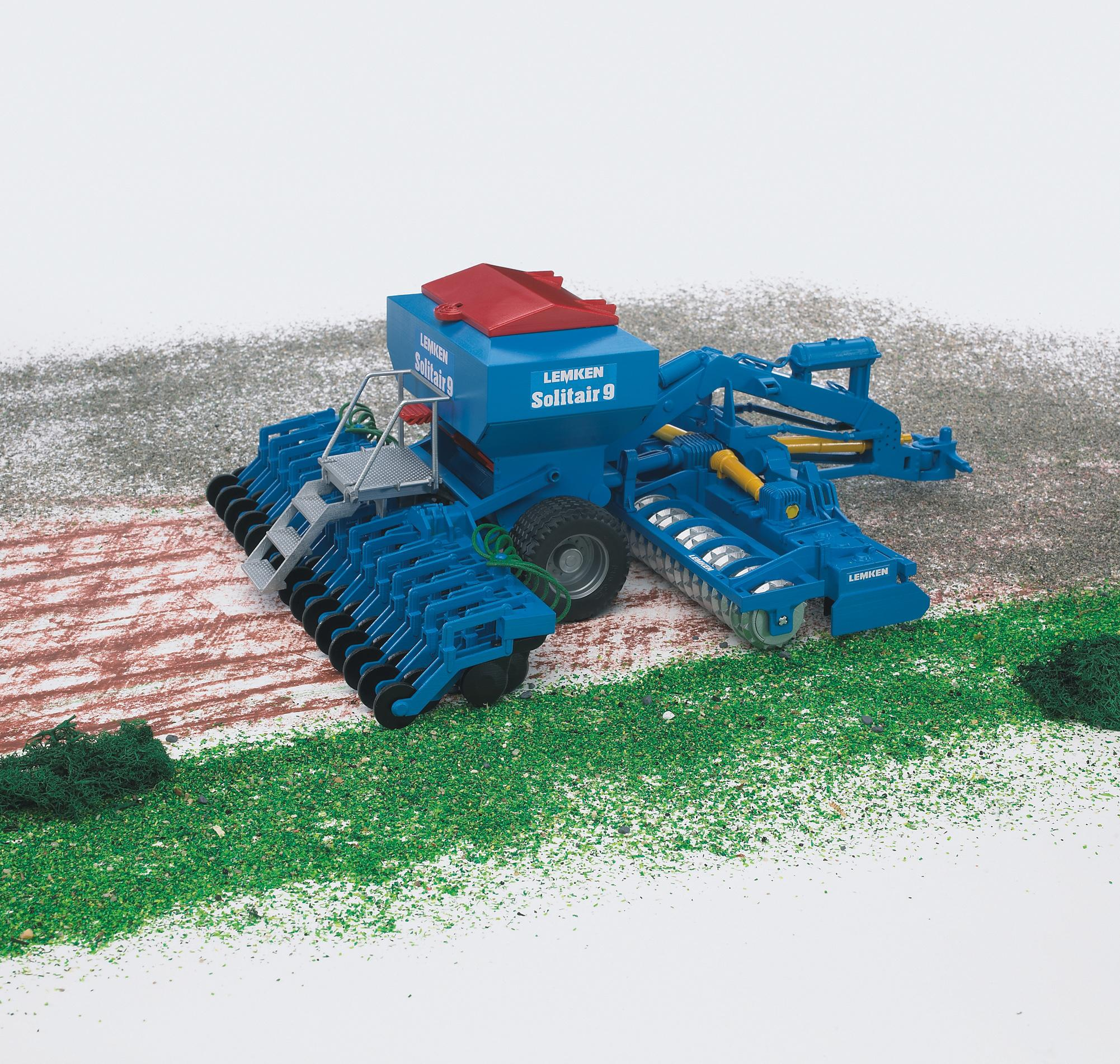 Bruder 02026 Lemken Solitair Sowing Combination Toymaster Ballina
