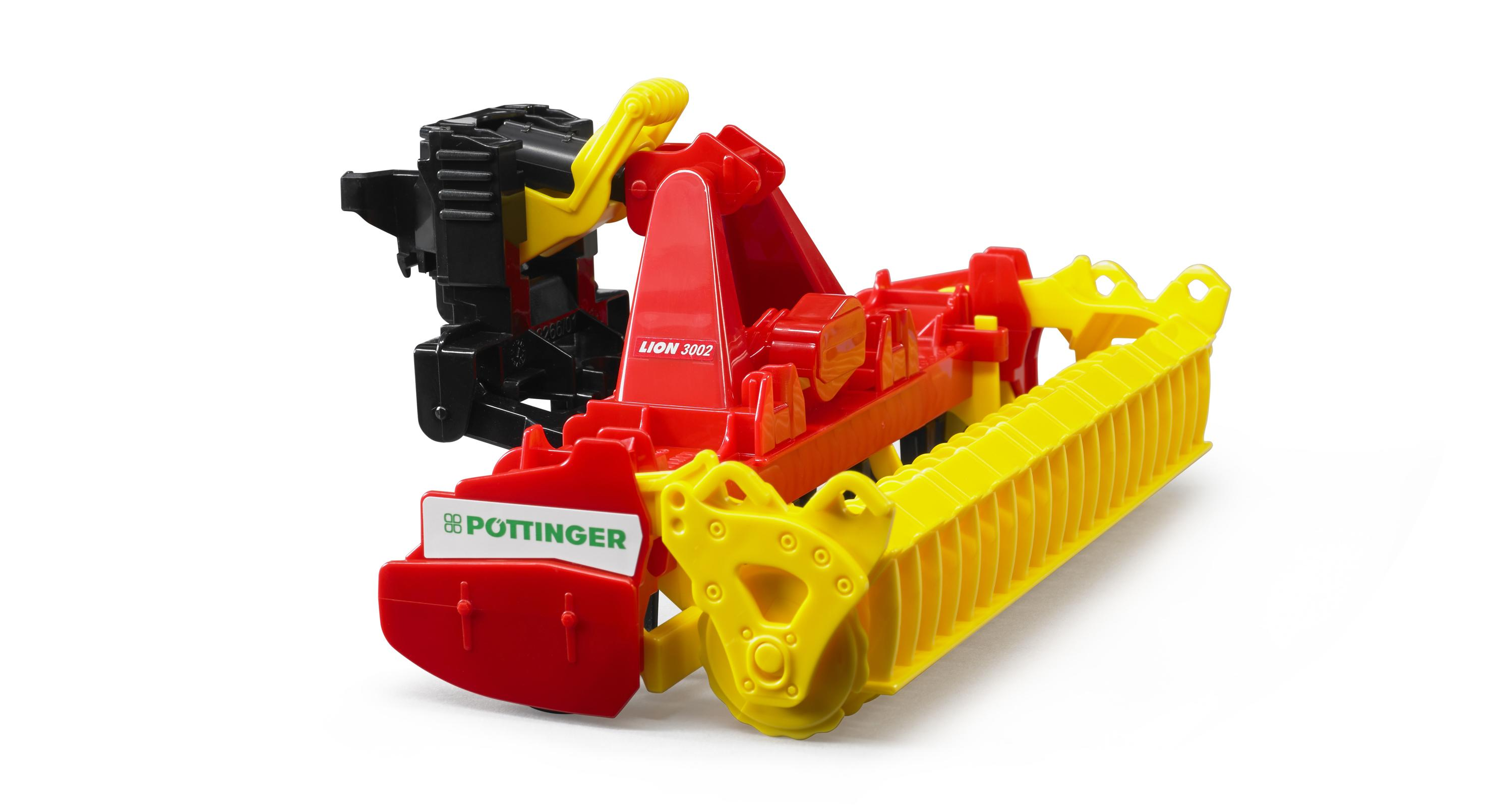 Bruder 02346 Pottinger Lion Rotary Harrow Toymaster Ballina