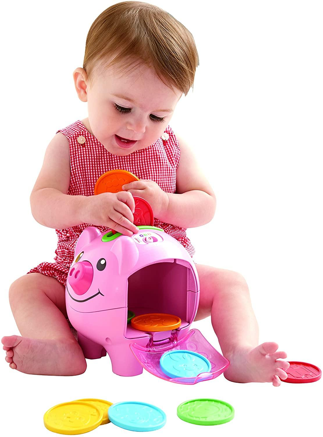 Fisher Price Laugh N Learn Piggy Bank Toymaster Ballina