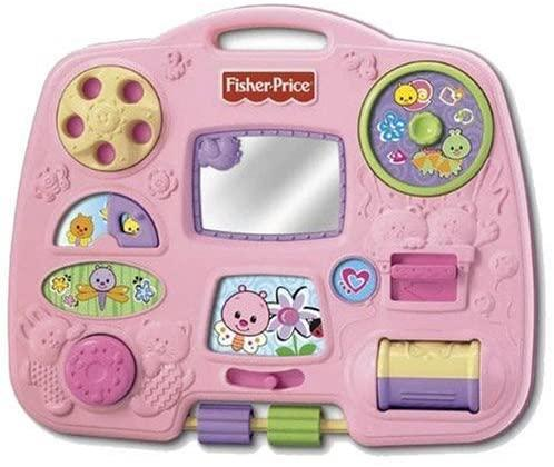 Fisher Price Pink Activity Centre Toymaster Ballina
