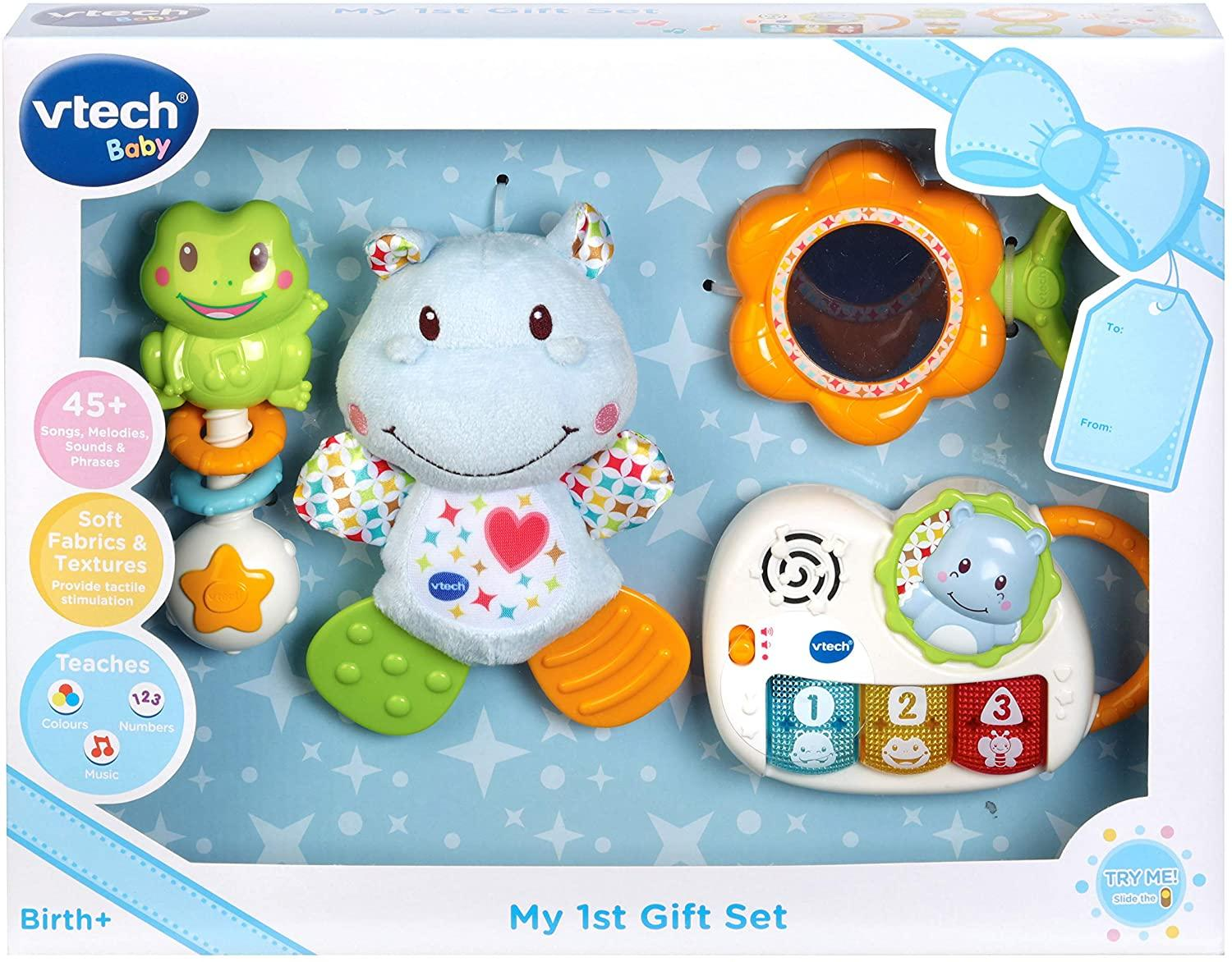 Vtech New Born Gift Set Boy Toymaster Ballina