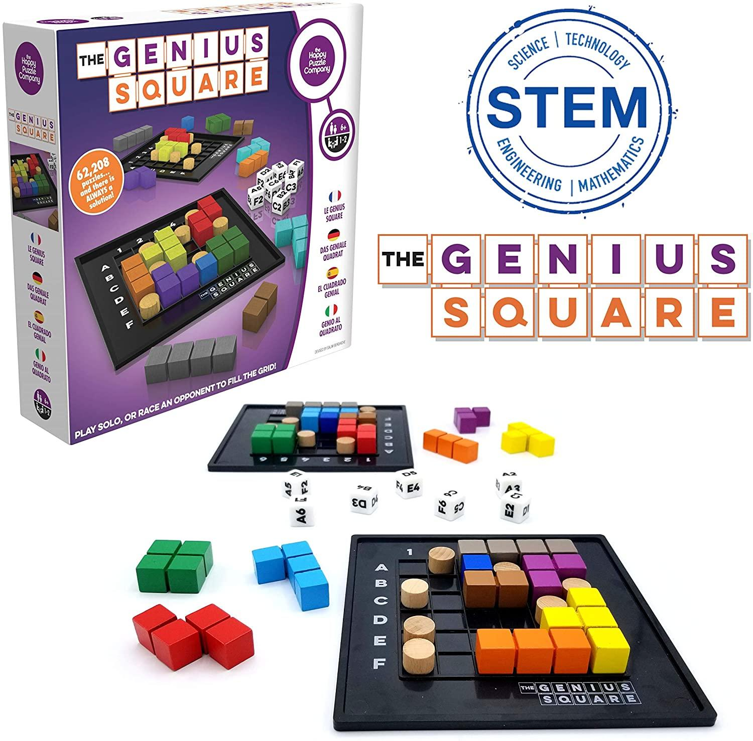 The Genius Square Game Toymaster Ballina