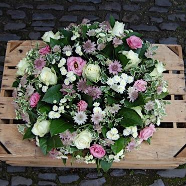 Country Garden posy pad