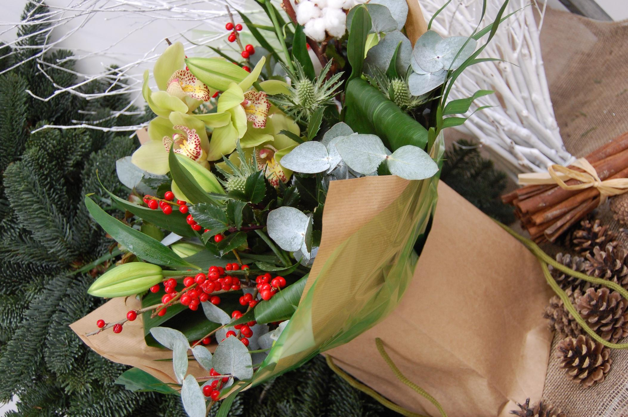 Christmas Deluxe! Bouquet