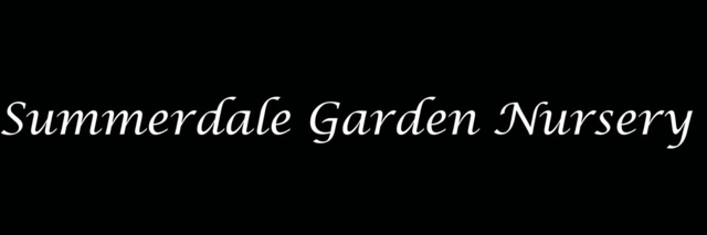 Summerdale Garden Nursery