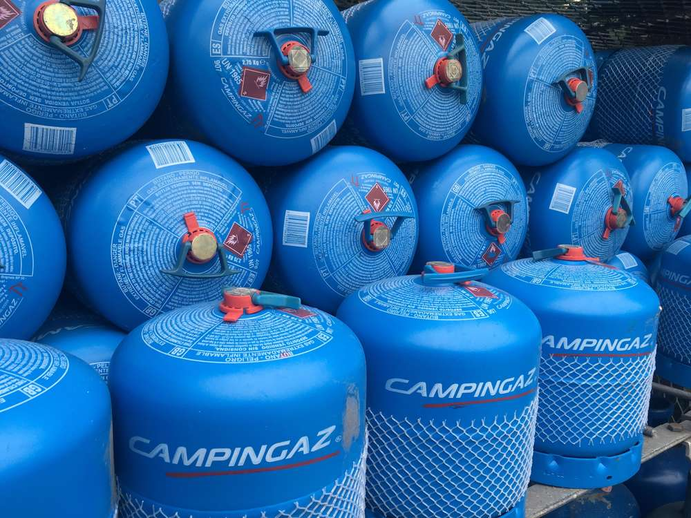 Campingaz Major Stockist