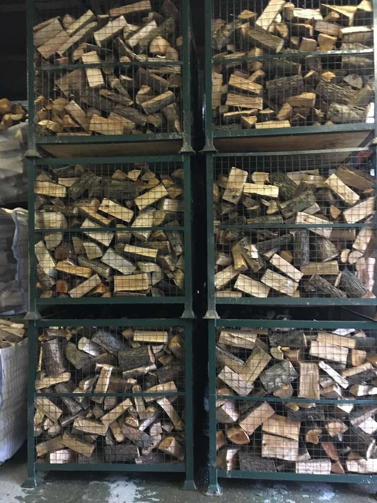Firewood Cages