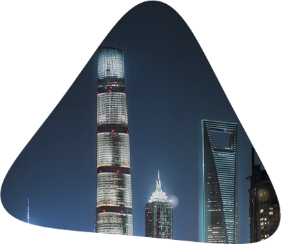 Shanghai Tower is the same height as the shortest length of silk filament