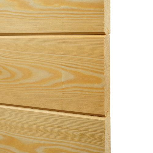 025 x 125 mm PTG VJ Redwood Tanalised - Per Meter - Nottage Timber Merchants