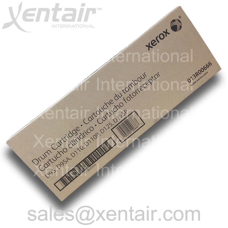 Xerox® D95 D110 D125 Copier Printer Drum Cartridge 013R00666 13R00666 13R666 013R00668 13R00668 13R668
