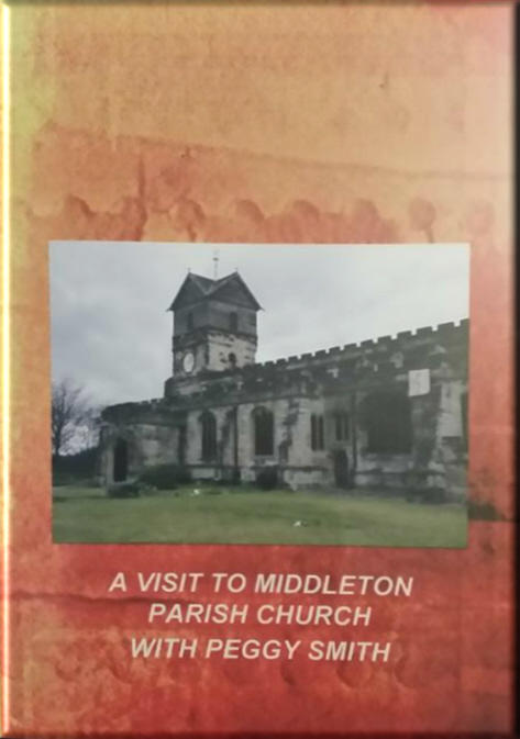 A visit to Middleton Parish Church with Peggy Smith DVD