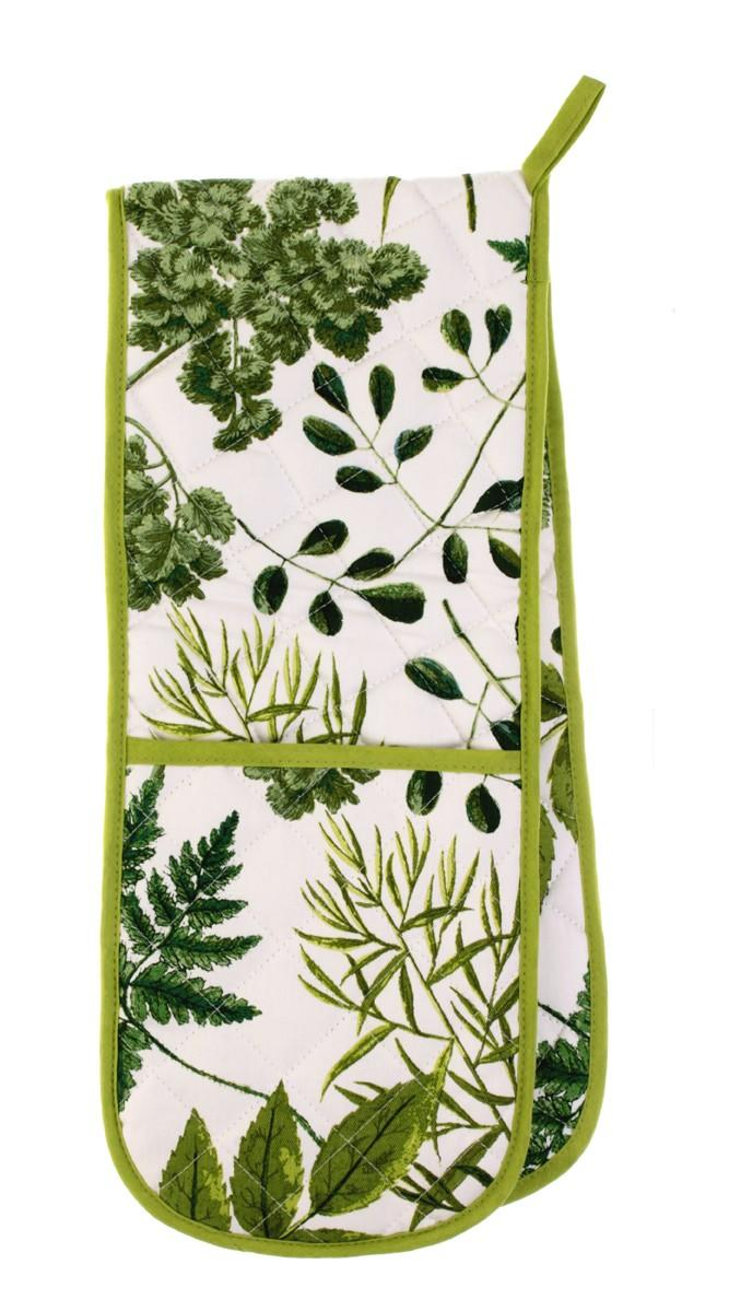 RHS Foliage double oven glove
