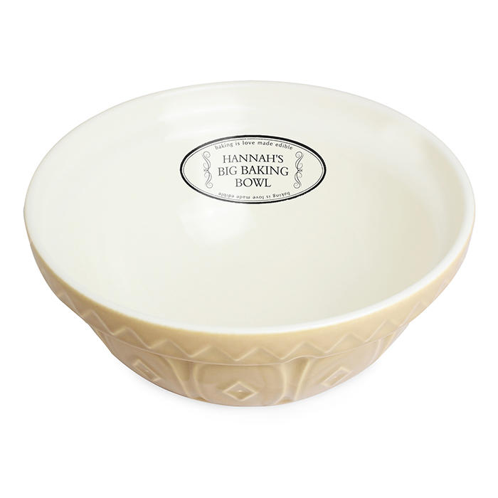 Personalised 'Big Baking Bowl'