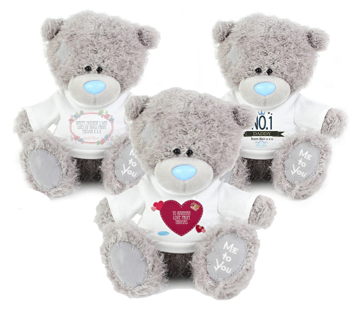 Personalised Me To You Bears
