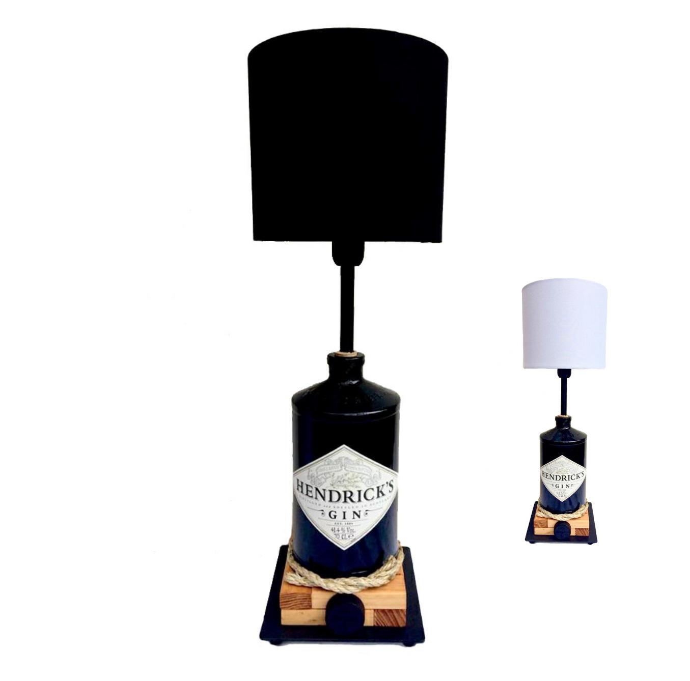 Hendrick's Gin Table Lamp