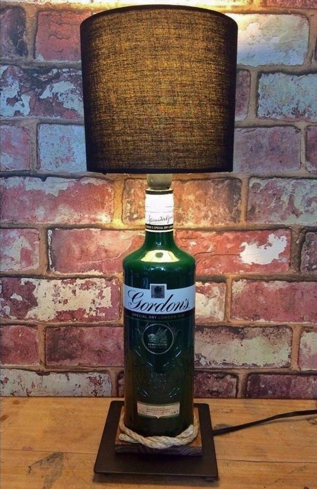 Gordon's Gin Table Lamp