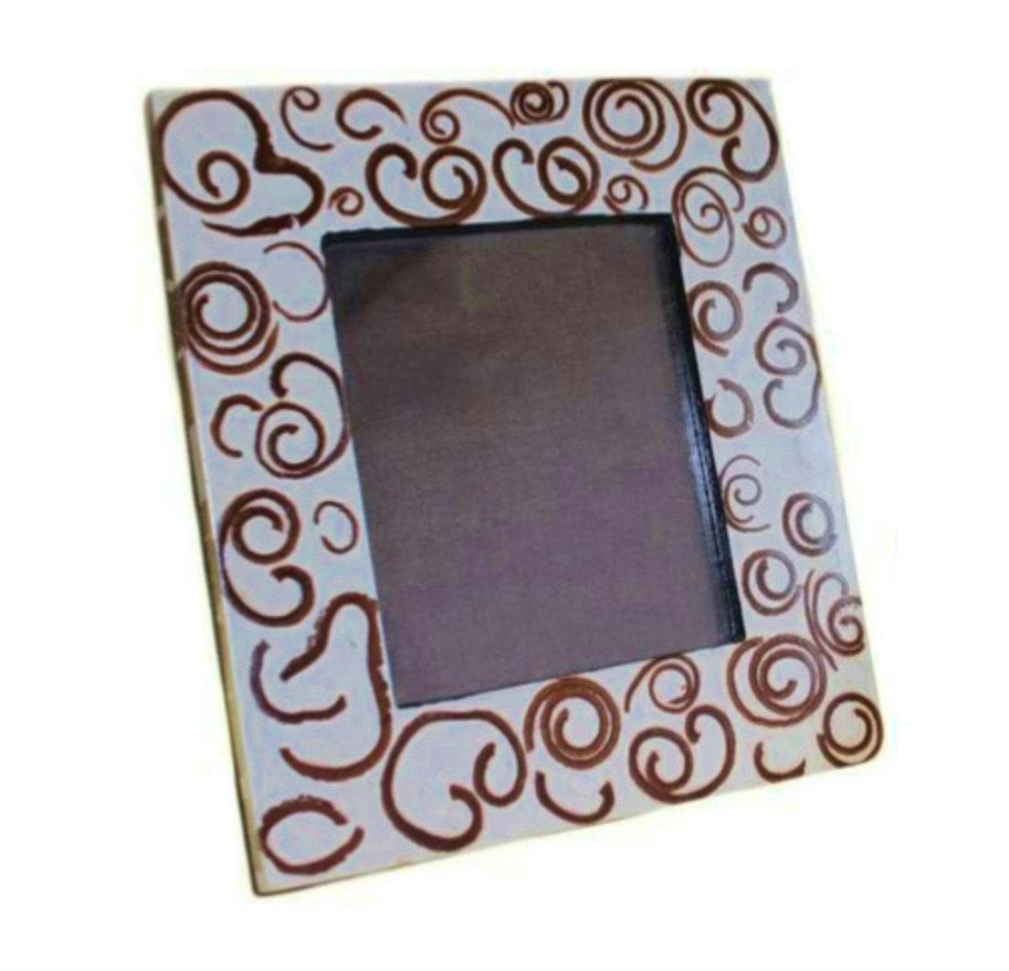 Cinnamon Scented Photo Frame