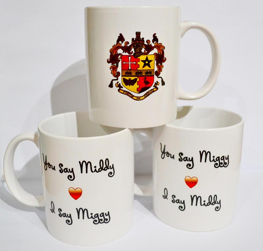 Middy/Miggy Mug
